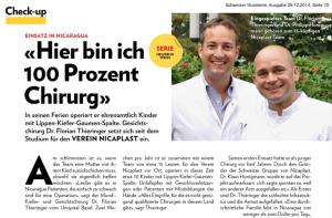 Schweizer Illustrierte Artikel
